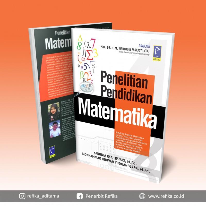 Penelitian Pendidikan Matematika Pt Refika Aditama