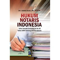 HUKUM NOTARIS INDONESIA